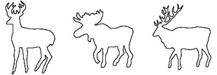moose saw pattern